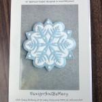 Snowflake #1 Appliqué Pattern