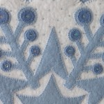 Snowflake 2 Appliqué Detail 2