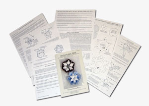 Pin Pattern Package Contents