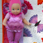 Yes Virginia, there ARE butterfly dolls - and they are adorable!
