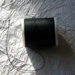 Madiera Wool thread - side view