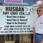 Husband 'day care' in Livingston, Montana! :)