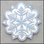 Snowflake#1 Sq