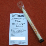 Hancys Ultimate White Marking Pencil - Iron Off